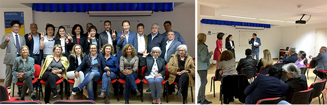 ポルトガル支店にてセミナー開催